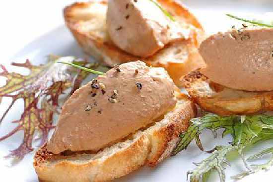 Chicken liver mousse chicken liver mousse recipe chef de cuisine chicken liver mousse forumfinder Images