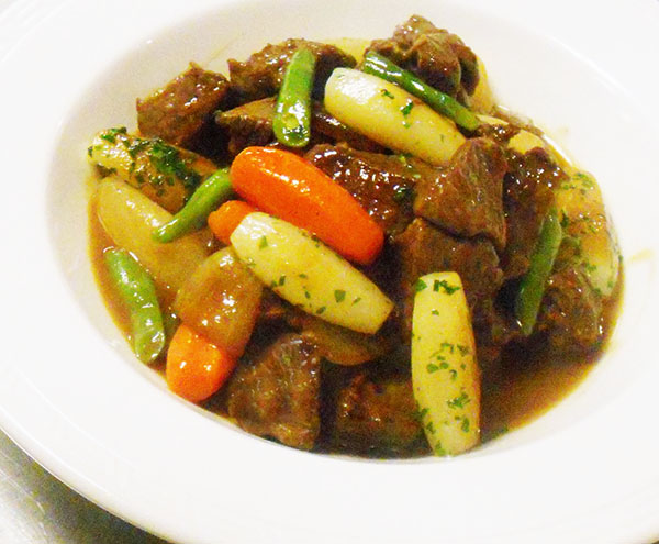 Navarin of lamb with vegetables navarin of lamb with for Navarin recipe